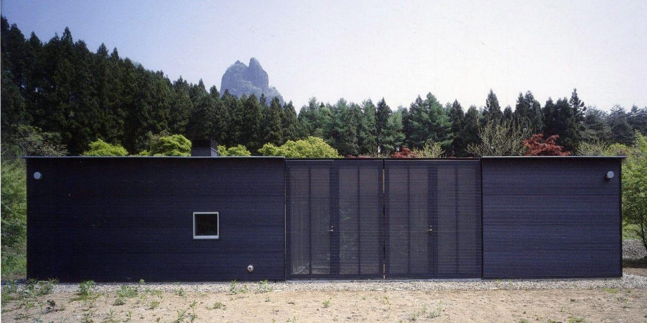 Weekend house – Ryue Nishizawa