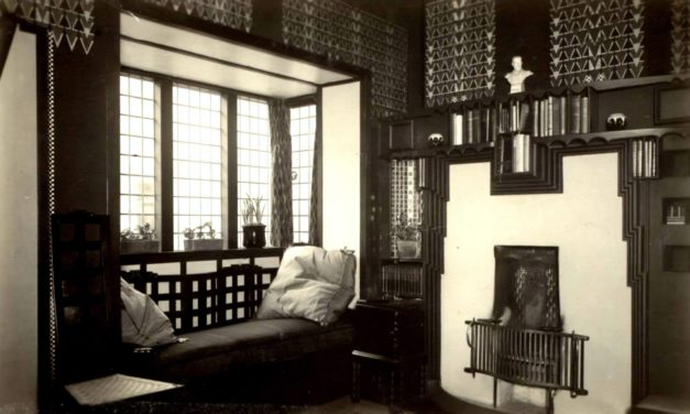 78 Derngate – Charles Rennie Mackintosh