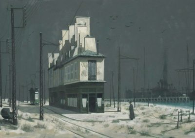 Boat - James McNaught (1997)