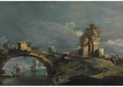 Caprice - Francesco Guardi (1795)