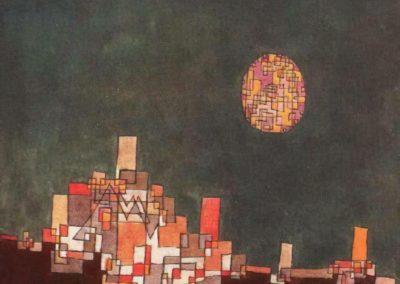 Chosen site - Paul Klee (1940)