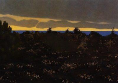 Coucher du soleil - Felix Vallotton (1904)