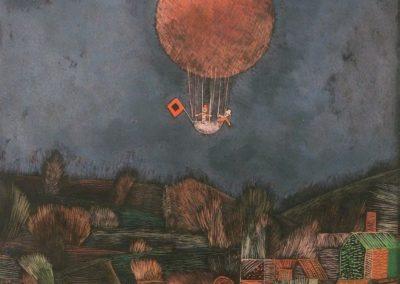 Der luftballon - Paul Klee (1926)