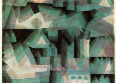 Dream city - Paul Klee (1921)