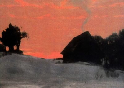 Eclipse - Gustav Kampmann (1903)