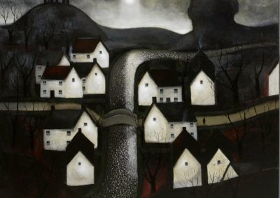 Journey into the midnight wood - John Caple (1981)