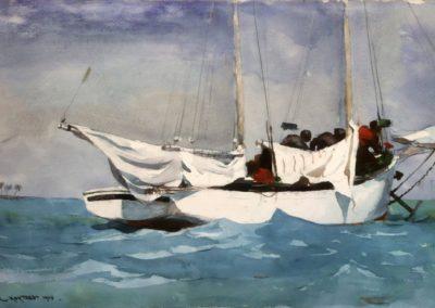 Key West - Winslow Homer (1903)