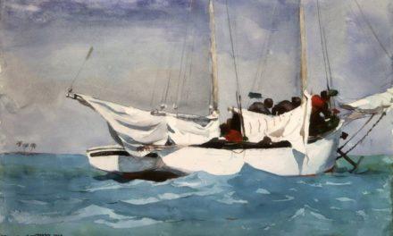 Une nuit qu'on entendait la mer – Victor Hugo