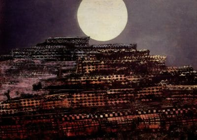 La cite petrifiee - Max Ernst (1933)