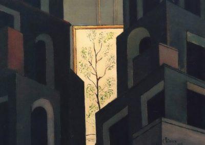 La purete d'un reve - Giorgio de Chirico (1915)