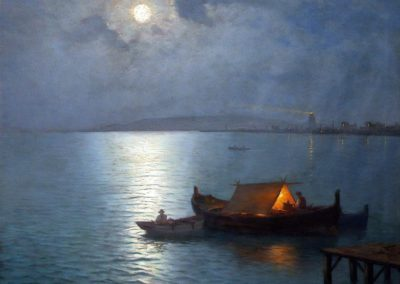 Moonlight - Guillermo Gomez Gil (1891)