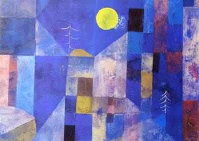 Moonlight - Paul Klee (1929)