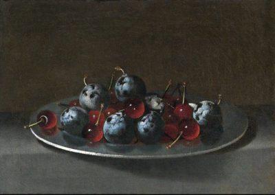 Nature morte aux fruits - Juan van der Hamen y León (1625)