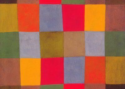 New harmony - Paul Klee (1936)