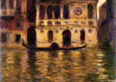 Palazzo Dario - Claude Monet (1908)