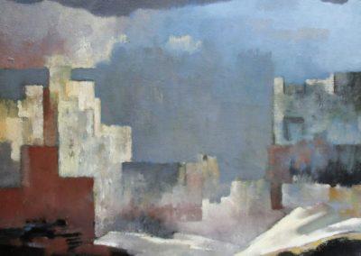 Paysage - Theophile Bosshard (1940)