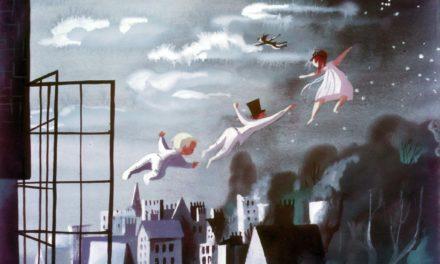 Peter Pan – Mary Blair
