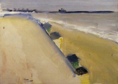 Plage - Nicolas de Staël (1954)
