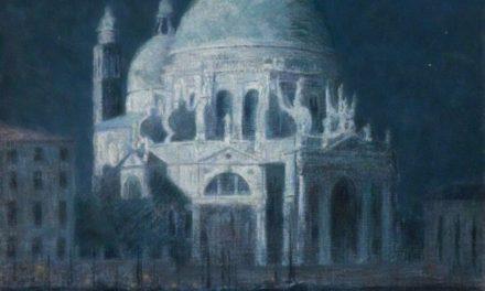 Grimace d'artiste – Edith Södergrand