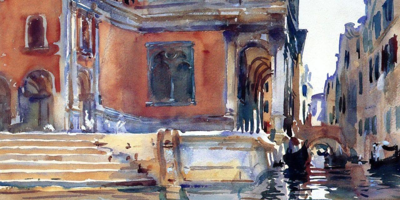 Sur l'extinction de la République Vénitienne – William Wordsworth
