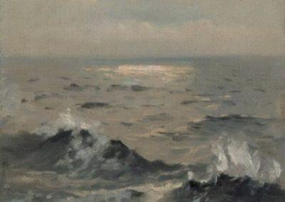 Seascape - John Singer Sargent (1885)