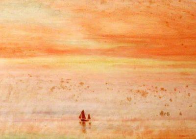Seascape - William Shackleton (1922)