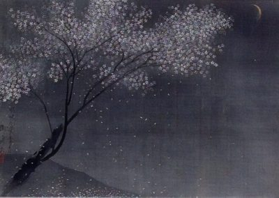 Soiree d'ete - Hayami Gyoshu (1934)