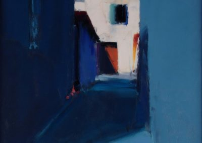 Street shadows, Carmona - Donald Hamilton Fraser (1957)