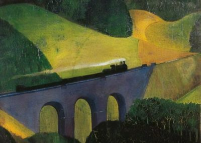 The viaduct - John Nash (1916)
