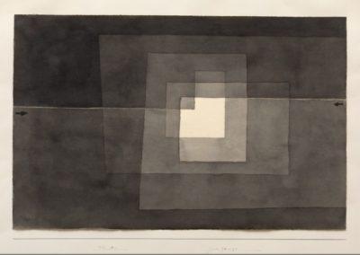Two ways - Paul Klee (1932)