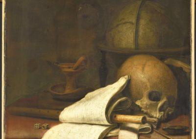 Vanité - Pieter Symonsz Potter (1646)