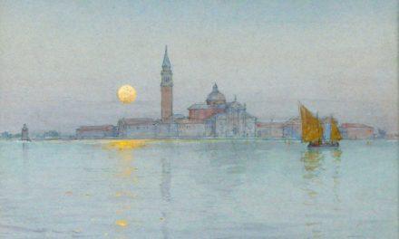 Le coucher de soleil romantique – Charles Baudelaire