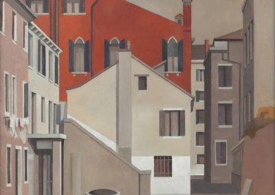 Venise, calle de le canne - Andreas His (2002)