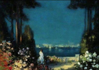 View of Venice - Thomas Edwin Mostyn (1905)