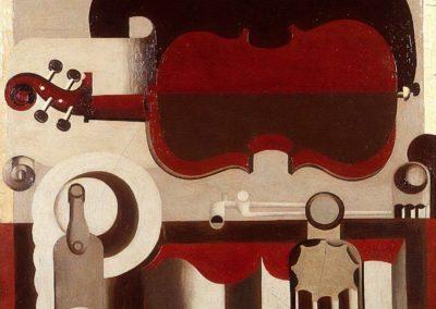 Violon - Le Corbusier (1920)