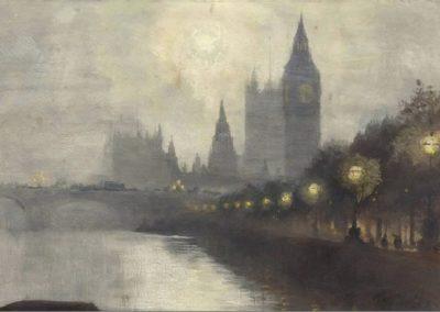 Westminster - George Hyde Pownall (1898)