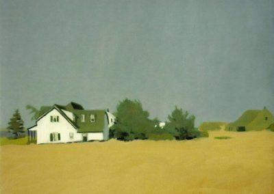 Wheat - Fairfield Porter (1960)
