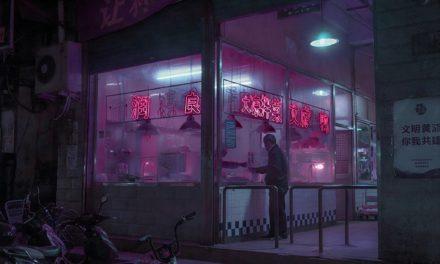 Night project – Marylin Mugot