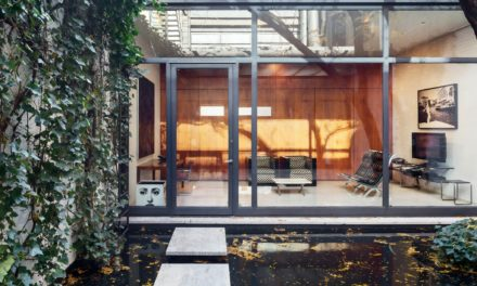 Rockefeller guest house – Philip Johnson