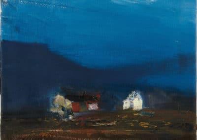 Boning, Yttersia - Lars Lerin (1998)