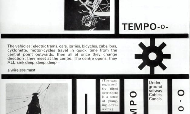 Dynamic of the Metropolis – Laszlo Moholy-Nagy
