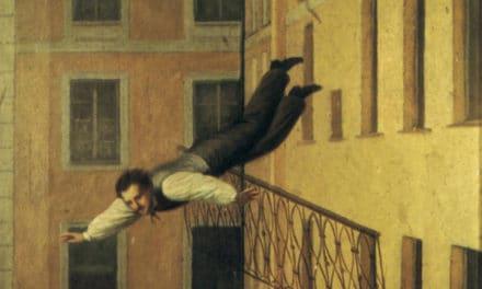 Ex-votos italiens de chute au XIXème