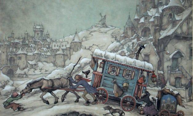 Illustrations – Anton Pieck