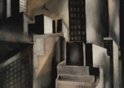 New York - Tamara de Lempicka (1933)