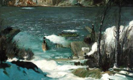 Lettre-océan – Blaise Cendrars