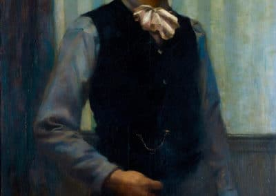 Autoportrait - George Desvallières (1891)