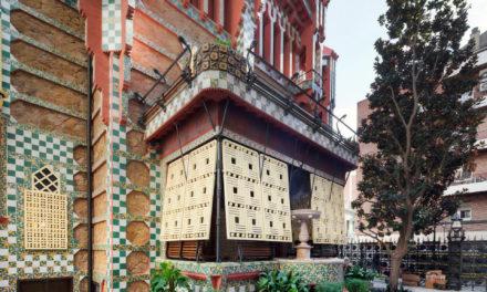 Casa Vicens – Antonio Gaudi