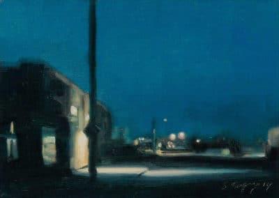 Detroit Nocturne - Stephen Magsig (2013)
