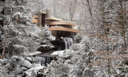 Maison sur la cascade – Frank Lloyd Wright