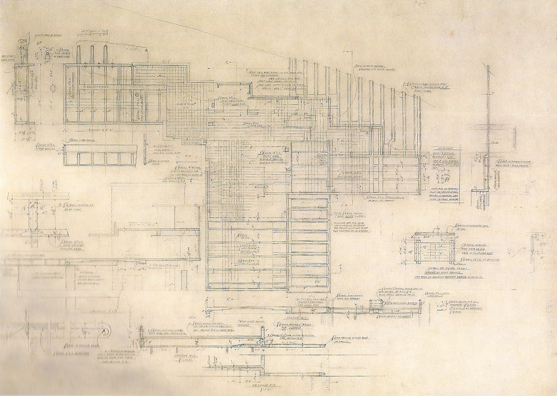 Maison sur la cascade - Frank Lloyd Wright | Le vagabond des étoiles